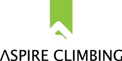 Image result for aspire climbing logo